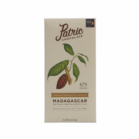 Patric - Madagascar Chocolate 67%