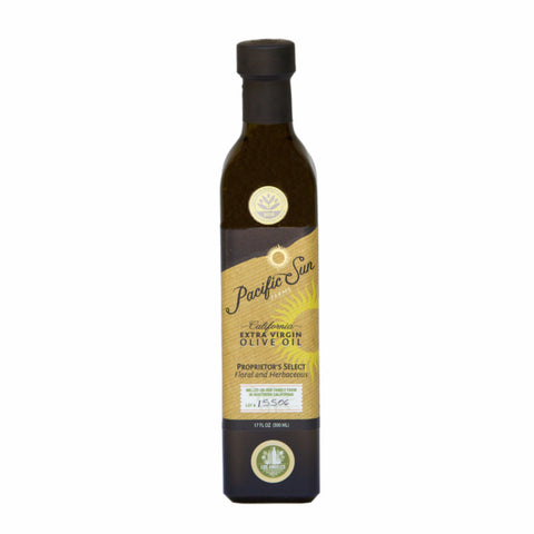 Medium Pacific Sun - Proprietor's Select Extra Virgin Olive Oil 2017 Harvest