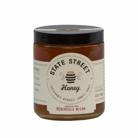 State Street - Wild Flower Honey