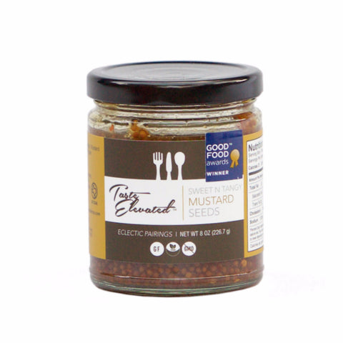 Taste Elevated - Sweet N Tangy Mustard Seeds