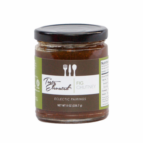 Taste Elevated - Fig Chutney
