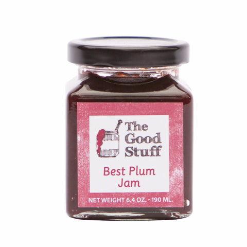 The Good Stuff - Best Plum Jam