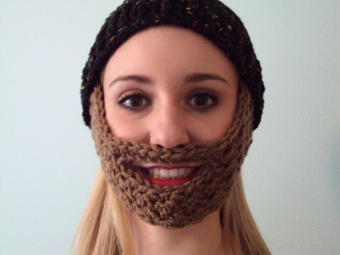 Free Pattern: Beard Hat