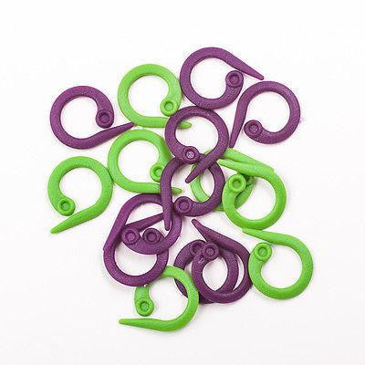 KnitPro Stitch Markers - Split Rings  | KNITTING CO. - 1
