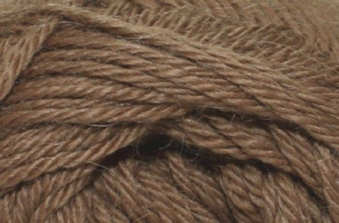"10 x 50g Eki Riva ""Supreme"" 4-Ply Superbaby Alpaca Wool Yarn 205 Vicuna 