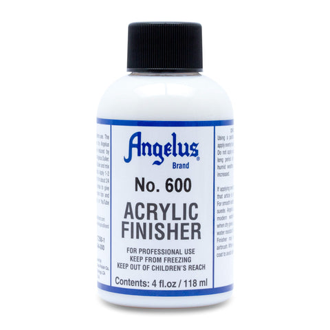 Angelus Leather Acrylic Finisher - Original (#600)