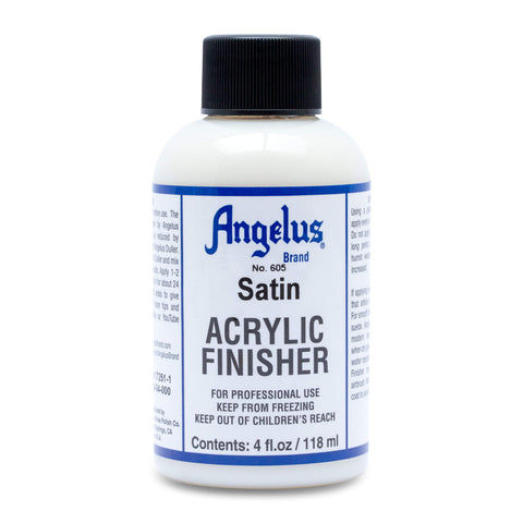 Angelus Leather Acrylic Finisher - Satin (#605)
