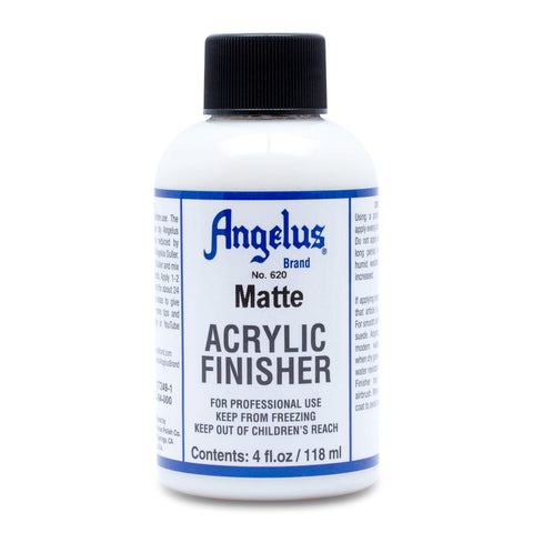 Angelus Leather Acrylic Finisher - Matte (#620)