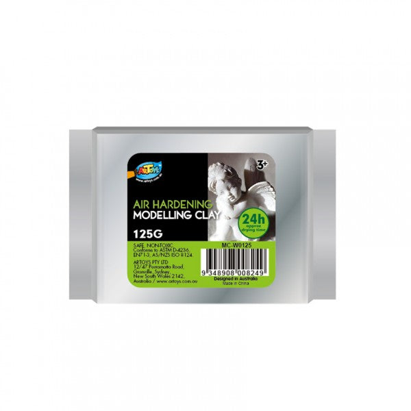ARToys Air Dry Modelling Clay - White