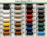 Gutermann Extra Strong Polyester Sewing Thread - 100m Reel