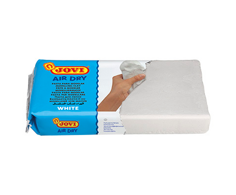 Jovi Air Dry Modelling Clay - White