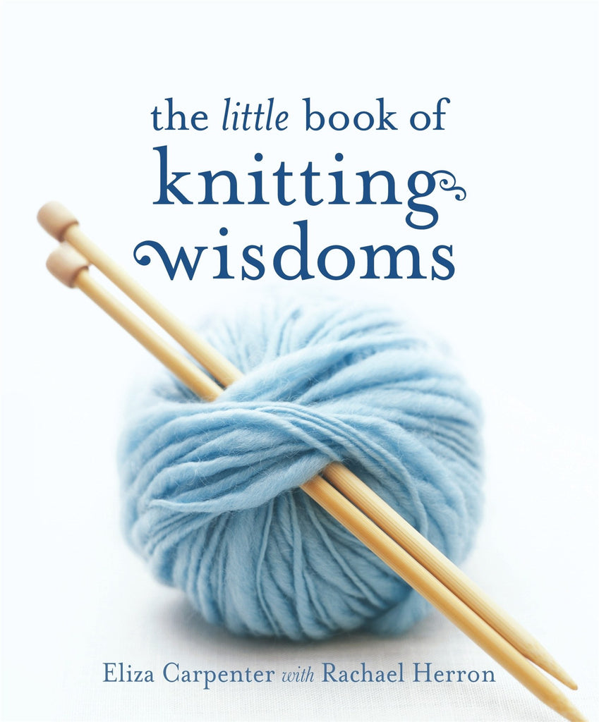 The Little Book of Knitting Wisdoms  | KNITTING CO.