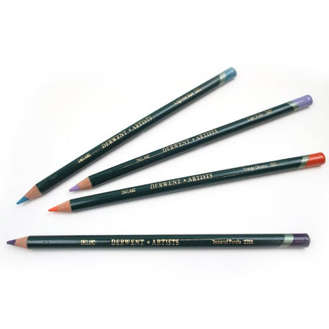 Derwent Artists Colour Pencil Singles - Choose Your Colour (Non-Tin Pencils)
