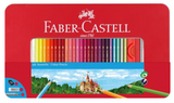 "Faber-Castell ""Classic"" Colour Pencil Set - Tin of 60"