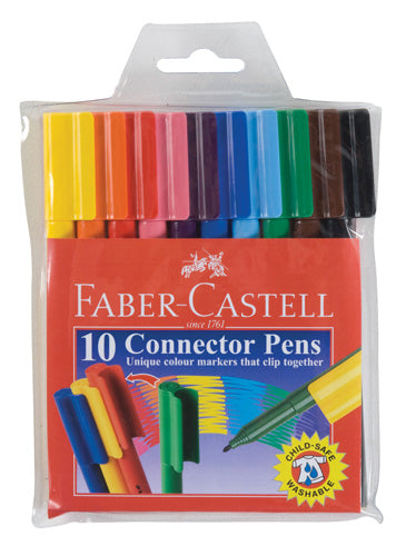"Faber-Castell  ""Connectors"" Marker Pens Set - Choose Your Size"