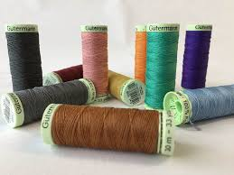 Gutermann Top Stitch Heavy Duty Polyester Sewing Thread - 30m Reel