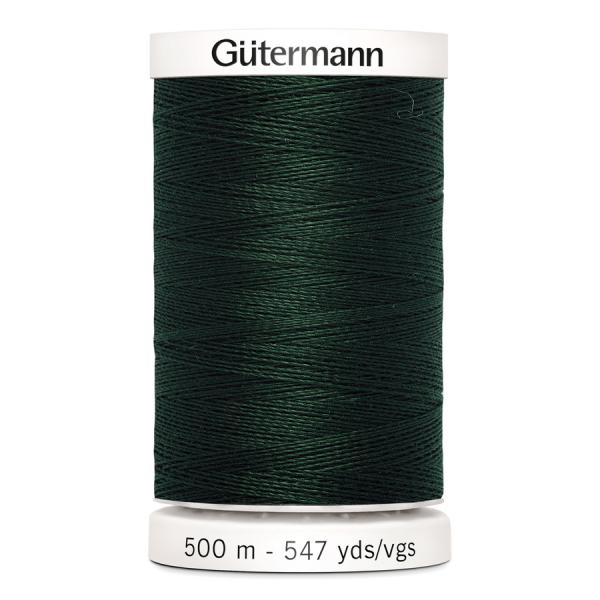 Gutermann Sew-All Polyester Sewing Thread - 500m Reel