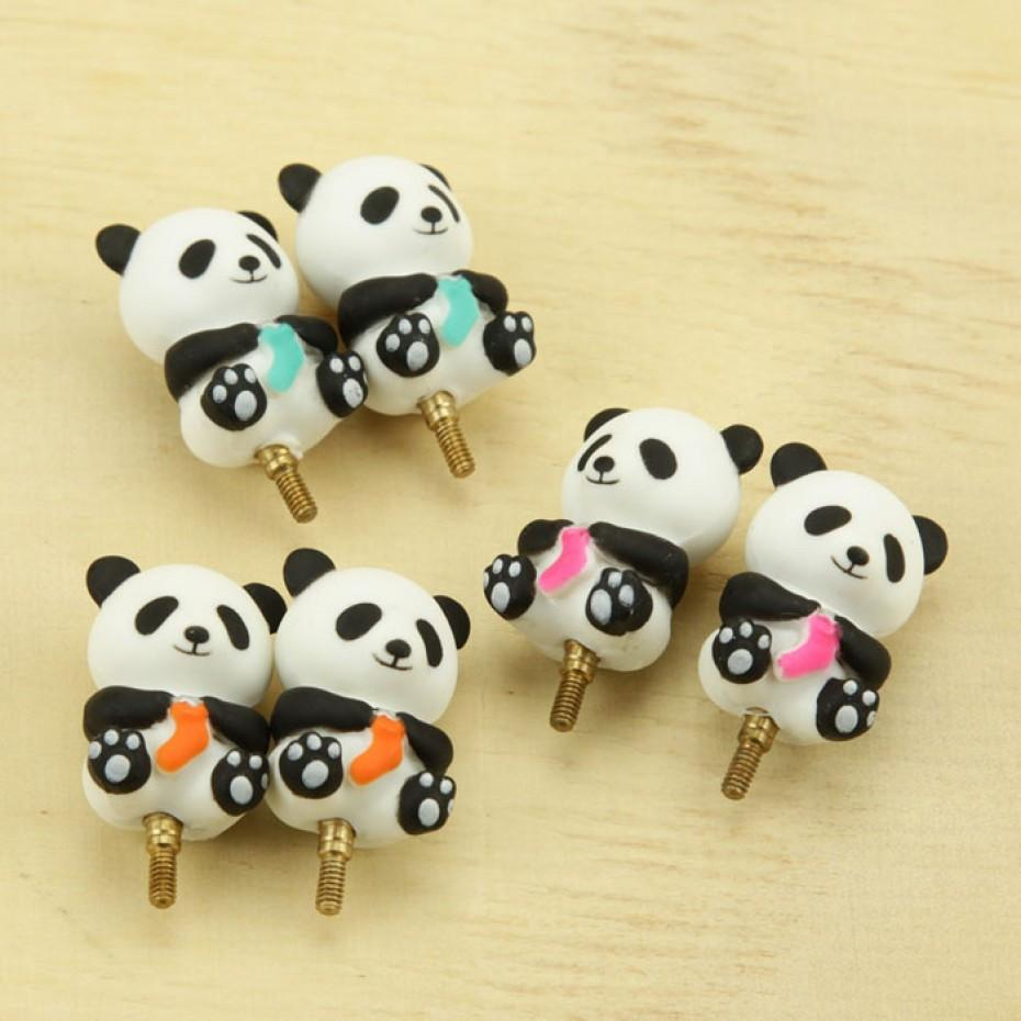 HiyaHiya Panda Cable Stoppers Bundle