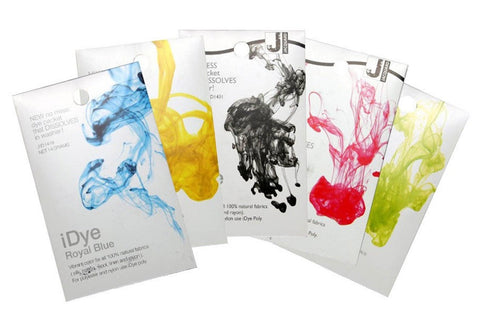 Jacquard iDye Natural Fabric Dye (14g) - Choose Colour
