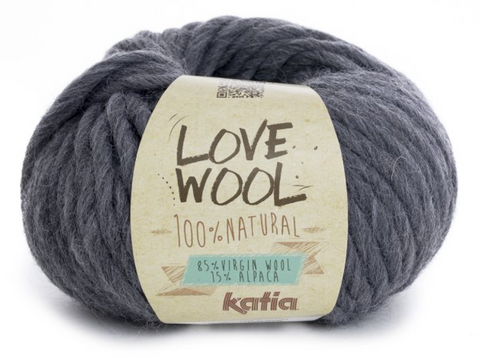 "Katia ""Love Wool"" 100g 14-Ply Alpaca Blend Yarn"