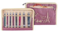 "KnitPro ""Royale"" Interchangeable Circular Knitting Needles - Deluxe Set"