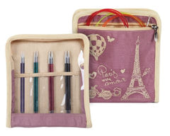 "KnitPro ""Royale"" Interchangeable Circular Knitting Needles - Midi Set"