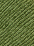 "10 x 50g Lana Gatto ""Supersoft"" 8-Ply 100% Merino Wool Yarn 13278 Olive 