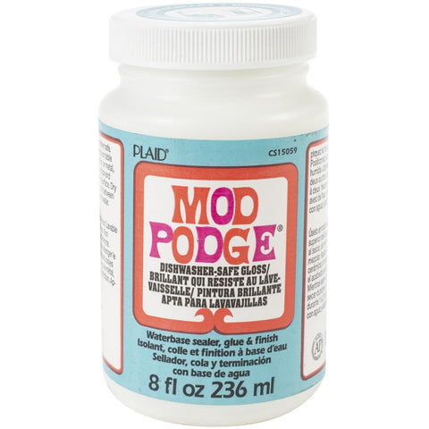 Mod Podge All-In-One Medium - Dishwasher Safe Gloss