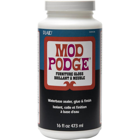 Mod Podge All-In-One Finish - Furniture Sealer