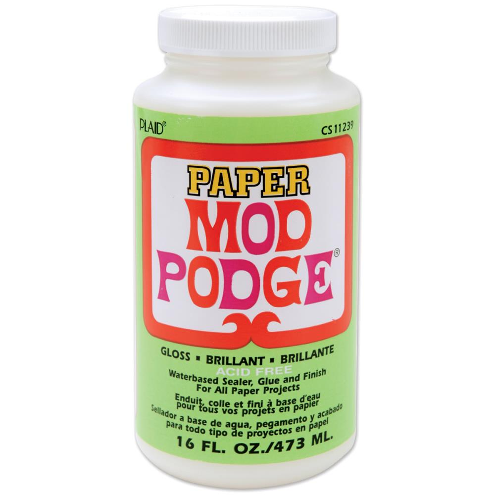 Mod Podge All-In-One Sealer - Paper Gloss