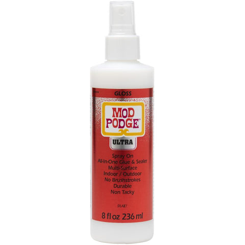 Mod Podge Multi-Surface Spray On Sealer - Ultra Gloss