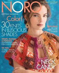 Noro Knitting Magazine - Issue 10