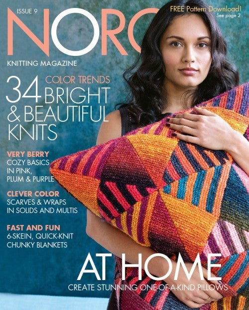 Noro Knitting Magazine - Issue 9  | KNITTING CO.