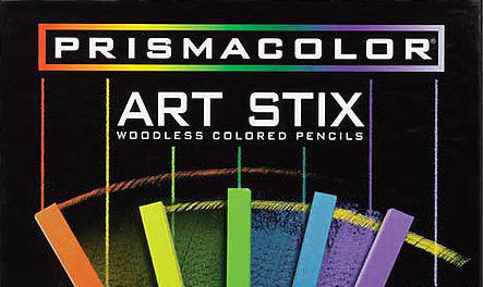 "Prismacolor Premier ""Art Stix"" Woodless Coloured Pencils"