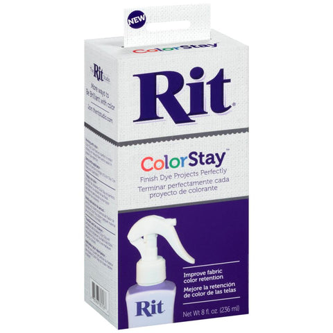 RIT ColorStay All-Purpose Fabric Dye Fixative
