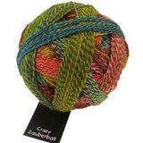 "Schoppel Wolle ""Crazy Zauberball"" 100g 4-Ply Sock Yarn 1701 Multi Colourway 