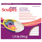 "Sculpey ""Original"" Oven-Bake Polymer Clay - White"
