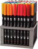 Tombow Dual Brush Pen Markers - Set of 96 w Stand