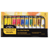 Winsor & Newton Galeria Acrylic Paint Tube Sets - Choose Your Size