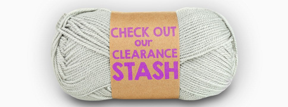 Check out our Clearance Stash