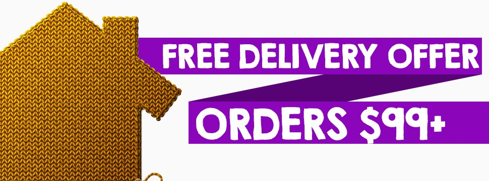 Free Delivery $99+ orders