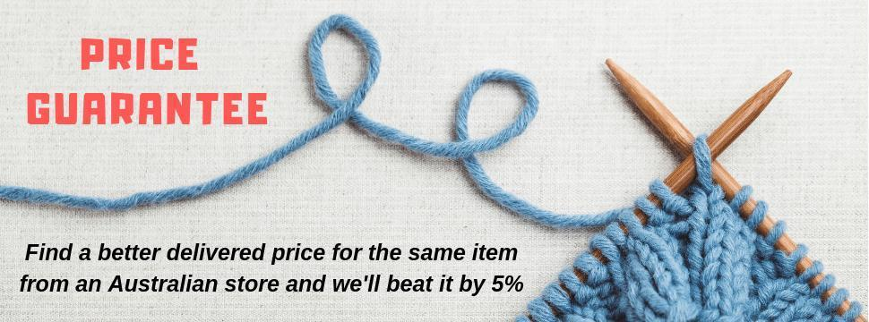 Knitting Co Price Guarantee