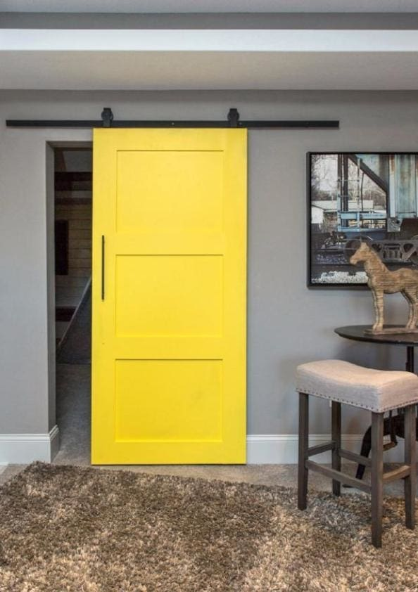 Barn Doors 1 Selections For Modern Barn Doors And Hardware