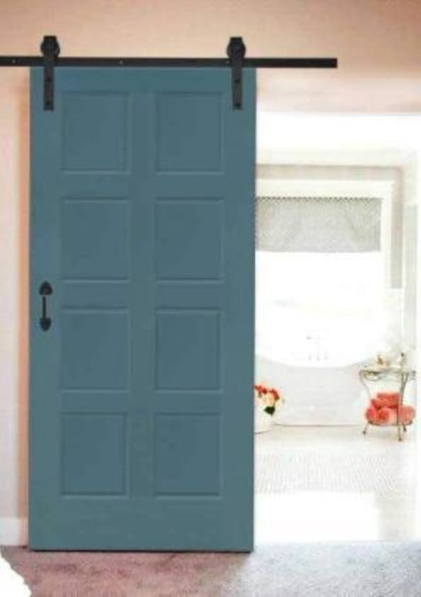 8 Raised Panel Door In Paint Grade