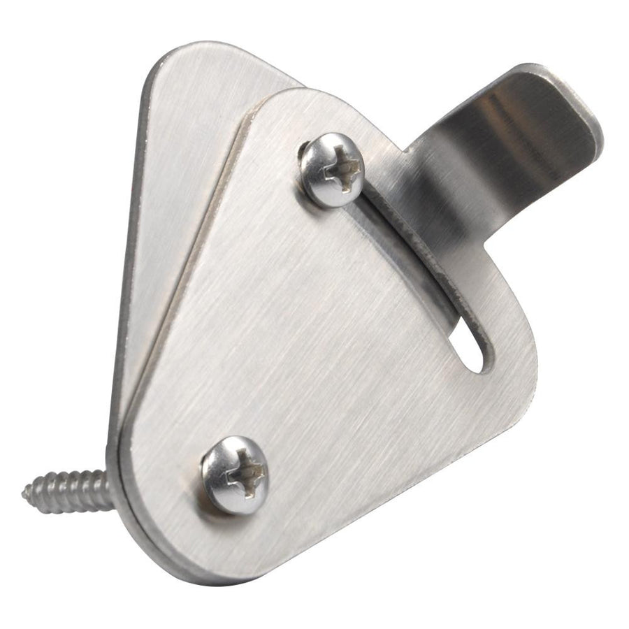 Stainless Steel Latch Privacy Lock For Barn Door
