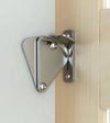 barn door lock stainless steel barn door latch black barn door lock Door locks