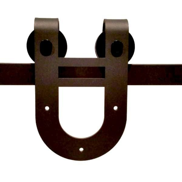 The Vintage Horseshoe Barn Door Hardware