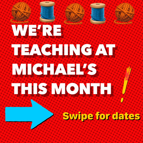 Classes at Michael's