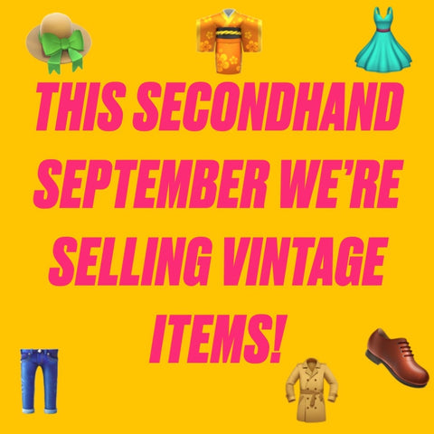 Secondhand September