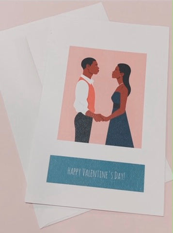'The One' for Valentine's Day Card (Various Couples)
